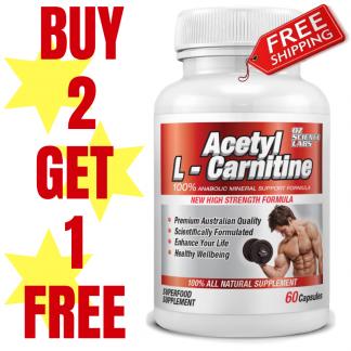 Acetyl L Carnitine ALCAR